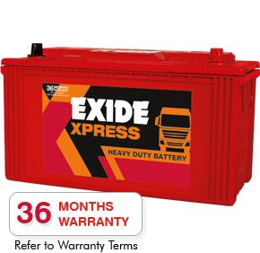 Exide Xpress Xp1000 100ah Battery Price Exide Generator