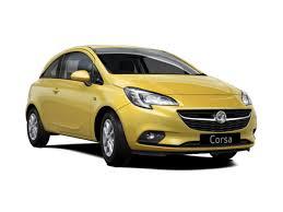 Opel Corsa Petrol Car Battery