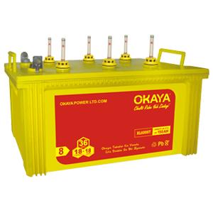Okaya Xl 6600t 160ah Jumbo Tubular Battery Price