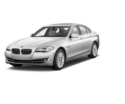BMW 5 Series 520i Petrol Car Battery