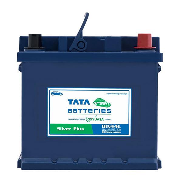 Tata Green Din44l Silver Plus Car Battery