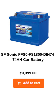 Audi A3 Petrol Battery Price Exide Amaron Sf Sonic